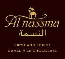 al nassma first and finest camel milk chocolate